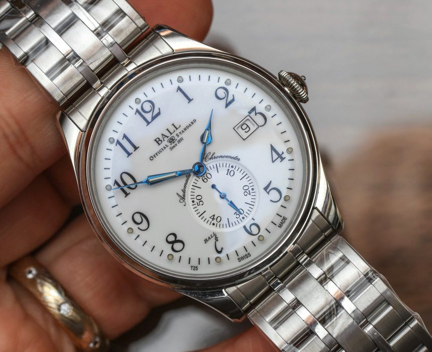 Ball Trainmaster Standard Time Watch