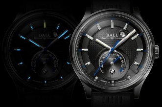 Ball for BMW TMT Chronometer watch
