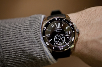 Cartier Calibre de Cartier Diver Replique Montres
