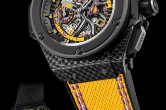 Hublot King Power Los Angeles Lakers Watch